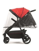 Recaro rain cover for Recaro buggy Citylife -  The rain cover by Recaro is suitable for the buggy Citylife and will protect your little one in all weathers