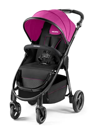 Recaro sport stroller Citylife -  The Recaro sport stroller Citylife will convince you through easy handling, a stylish design and comfort.