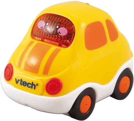 VTech Toot-Toot Car -  The VTech car is saying cheerful sentences and is making funny noises