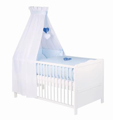 Zöllner 3-piece cot set with appliqué Little Prince 2015 - Image de grande taille