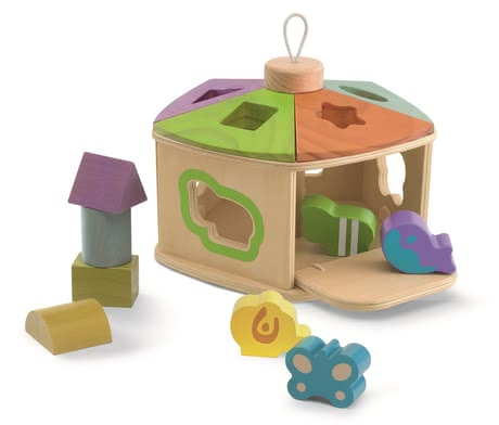 Chicco Wooden animal cottage 2016 - Image de grande taille