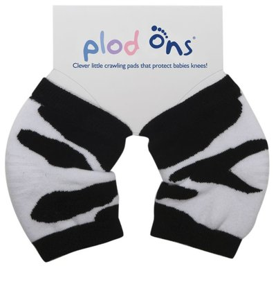 Plod Ons baby knee protector -  Designed to protect little knees as they crawl around on cold, hard floors or scratchy surfaces.