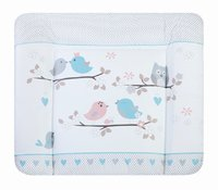 Zöllner Softy changing mat Sitting Birds - Wrapping is not only practical, but also enjoyable for the new parents and the little sunshine, is using a changing mat from the tax collector home advan...
