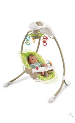 Fisher-Price Baby swing 2015 - Image de grande taille