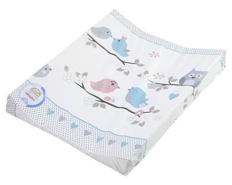 Zöllner Double-wedge changing mat Sitting Birds 2016 - Image de grande taille