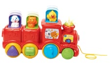 VTech 探險家─益智玩具火車 -  The VTech Explorer Locomotive promotes the motor skills and is suitable for your little one aged 9 months