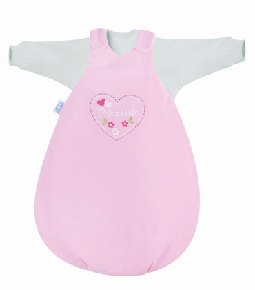 Zöllner Sleeping bag set Cozy Jersey, Little Princess 2015 - large image