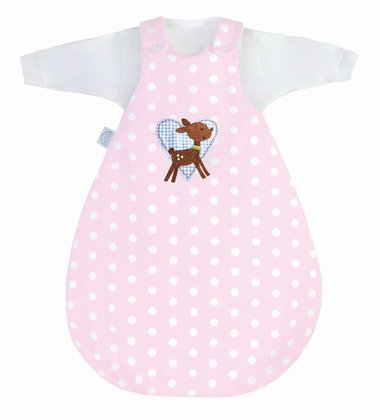Zöllner Sleeping bag set Cozy Cotton, Little Deer 2015 - large image