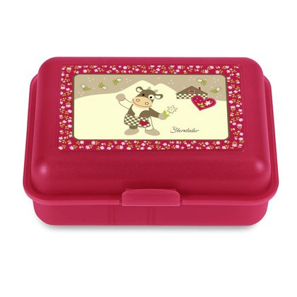 Sterntaler 麵包餐盒 -  The Sterntaler lunch box provides enough space for bread and fruit