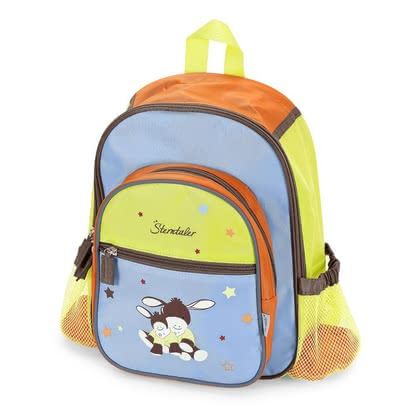 Sterntaler Multipurpose rucksack - The star-money function backpack is perfect for the nursery, a trip to Grandma and Grandpa or for the holiday.