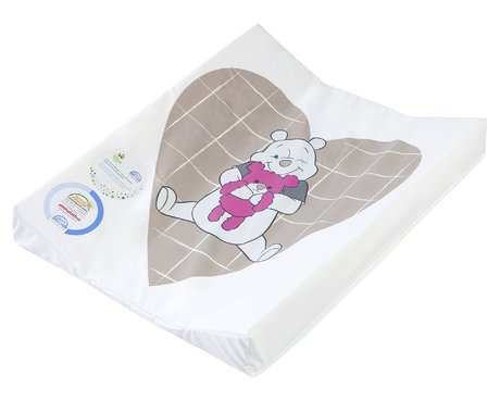 Zöllner Double-wedge changing mat Pooh My Little Sweetheart, pink 2015 - large image