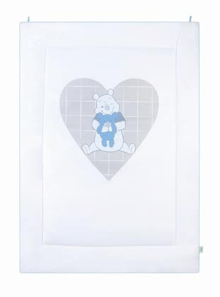 Zöllner Disney play mat Pooh My Little Sweetheart, blue 2015 - 大圖像