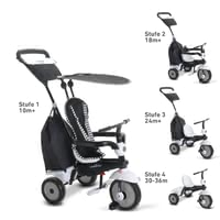 SmarTrike tricycle Glow - The smarTrike tricycle glow is designed for children from 10 months and promises lots of comfort and driving pleasure.