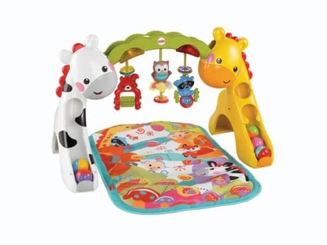 Fisher-Price 3-in-1 adventure blanket 2016 - large image