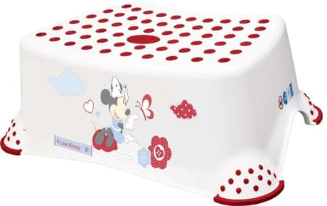 Step stool Disney Minnie Mouse 2016 - large image