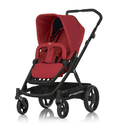 Britax Pushchair Go -  Britax Römer GO – Just right for trend-conscious parents – the Britax Römer GO.