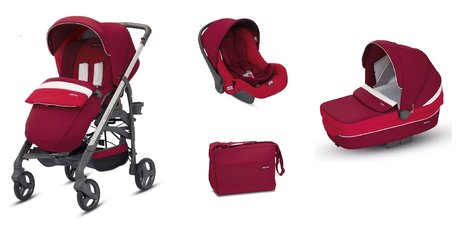 Inglesina Trilogy System - The Inglesina trilogy system be accompanied and your small children from birth up to the age of the infant.