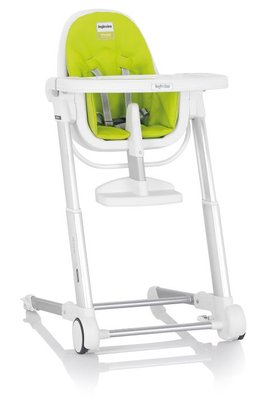 Inglesina high-chair Zuma - The Inglesina high chair Zuma convinces with its long and varied life.