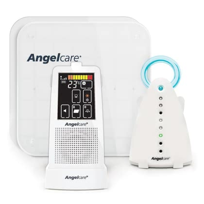 Angelcare noise and presence detector AC701-D with touchscreen 2016 - large image