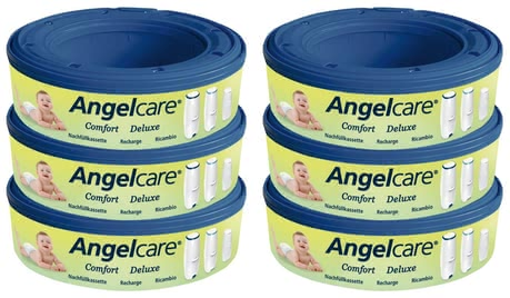 Angelcare containger for nappy bucket 6-pack 2016 - large image