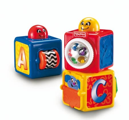 Fisher-Price pile cubes 2016 - Image de grande taille