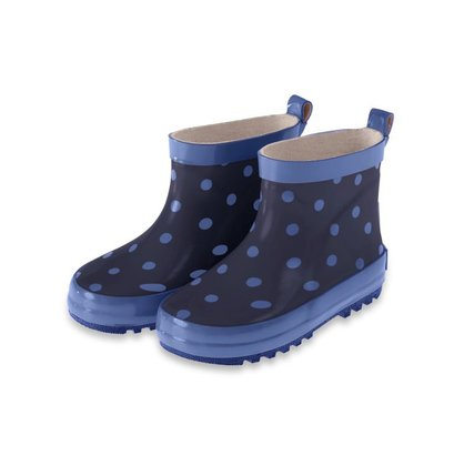 Sterntaler wellington boots Marine – low shaft height 2015 - Image de grande taille