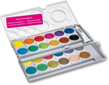 Lamy Aquaplus Painting Box Set 24 colors -  The Lamy Aquaplus Painting Box offers the highest color quality.