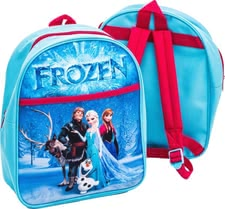 Disney Frozen backpack - The Disney Frozen backpack is perfect for the nursery, a trip or for a holiday.