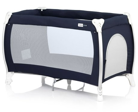Inglesina Travel Cot Lodge Blue 2016 - large image
