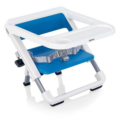 Inglesina Booster Seat - The Inglesina seat boost brunch accompanied your child when transitioning from the high chair to the normal Chair or serves on travel as a high chair.