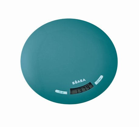 Beaba Babycook Kitchen Scale -  Thanks to the Beaba Babycook Kitchen Scale is the food preparation much easier.