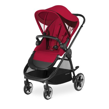 Cybex Iris M-Air Infra Red - red 2017 - Image de grande taille