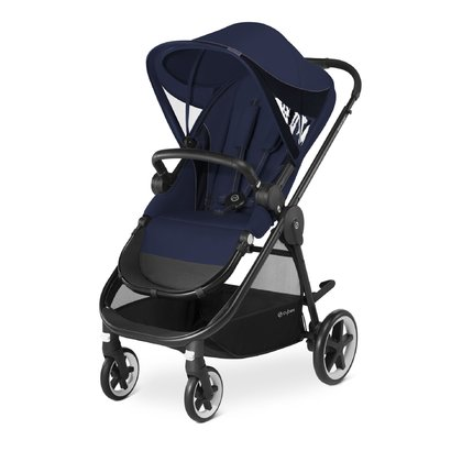 Cybex 兒童推車 Iris M-Air Midnight Blue - navy blue 2017 - 大圖像