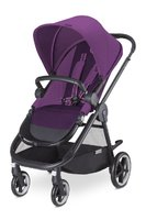Cybex Iris M-Air -  The CYBEX Iris M-Air Pushchair has lightweight wheels and gives maximum comfort