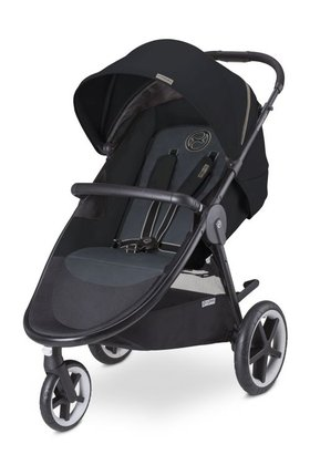 Cybex Kinderwagen Eternis M3 Moon Dust - grey 2016 - Großbild
