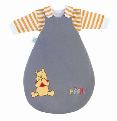 Zöllner Disney sleeping bag set Cosy Pooh Bear white 2015 - large image