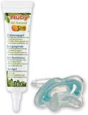 Nuby All Natural Kombipack Zahnungsgel