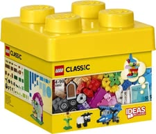 LEGO Classic Bausteine-Set - LEGO classic building blocks set sets no limits to the imagination of your child's. It is ideal as a base or extension.
