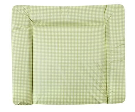 Zöllner changing pad Softy Vichy Karo green 2016 - large image