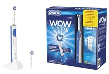 Braun Zahnbürste Oral-B Professional Care WOW XXL Edition - A thorough cleaning of the teeth is guaranteed thanks to the Braun toothbrush Oral-B professional care WOW XXL edition.