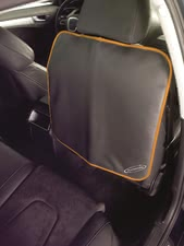 STM Storchenmühle Schutzunterlage für Autositze - The multifunctional Storchenmühle pad protects your car seat upholstery for one and can provide an increased safety for your child in the car due to the ...