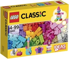 LEGO Classic Baustein-Ergänzungsset Pastell - The LEGO classic module supplement set consists of 303 parts pastel and offers your child is still more construction opportunities.