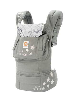 Ergobaby original baby carrier Galaxy Grey 2016 - large image