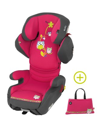 Kiddy car seat Smartfix - The Smartfix offers your child maximum comfort and safety at an age of 4 to 12 years.