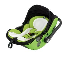 Kiddy becool Sommerbezug für Evolution pro 2/Evo-lunafix und i-Size - The kiddy becool summer cover is ideal for warm weather - it prevents a in addition to the air-conditioned slatted frame Heat build-up in the baby seat.