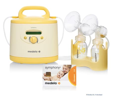Medela electrical breast pump Symphony 2016 - 大圖像