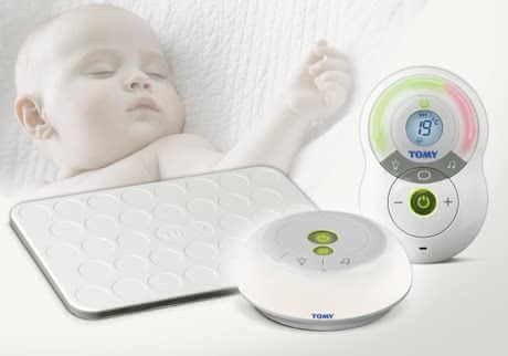Tomy Babyphone with a sensor mat TFM575 2016 - Image de grande taille