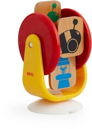 BRIO memo game wheel for highchair 2016 - large image