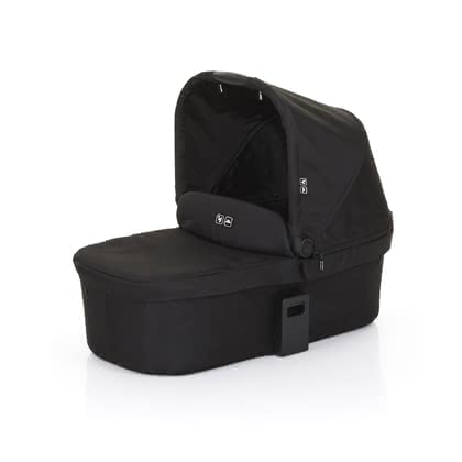 ABC-Design Tragewanne für Zoom - The ABC design carry tray turns your zoom or salsa in the blink of an eye in a Combi stroller from the birth of your twins or the Geschwisterkindes.
