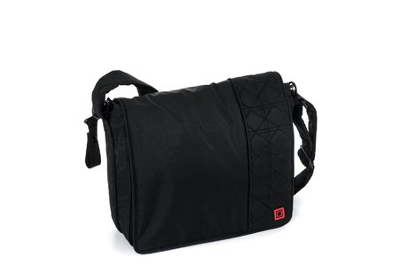 Moon Messenger Bag - The Messenger Bag by Moon will convince you with its design and offers enough storage space for the most important care utensils.